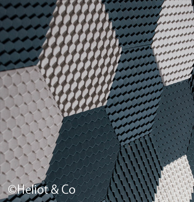 Heliot & Co ジェスモナイト インテリアタイル