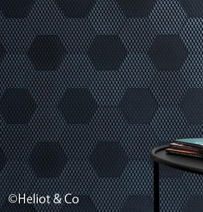 Heliot & Co ジェスモナイト デザインタイル